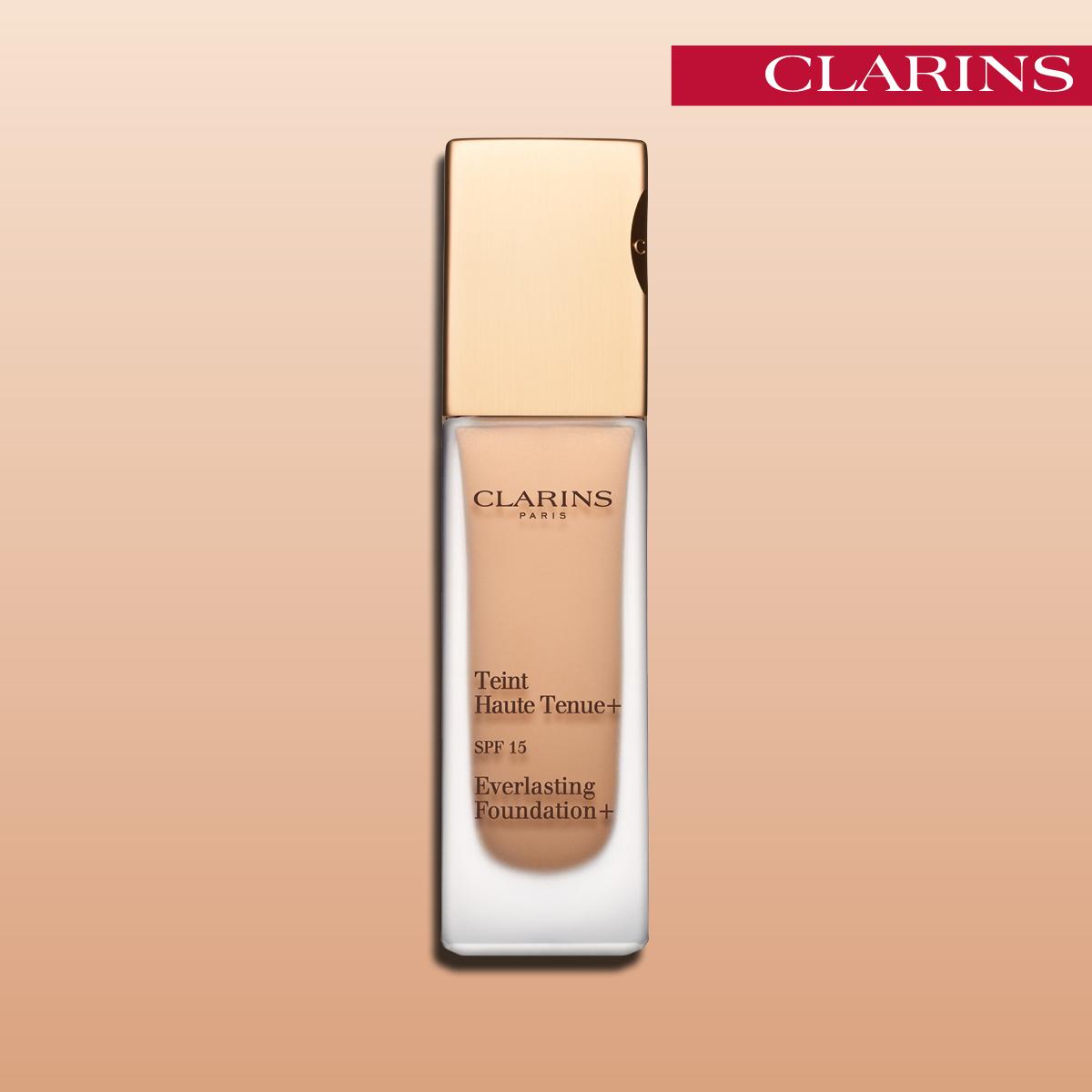 Profi Makeup Hautzeit Clarins